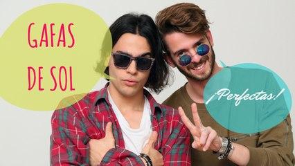 Cómo encontrar las gafas perfectas - ARTURO GIL Y ADRIÁN HUERTA