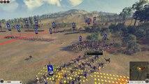 Total War: Rome II - Battle of Armaver: 3v3 (Massive Battles)