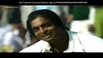 4 6 4 4 4 4 4 MS Dhoni ASSAULTS Shoaib Akhtar