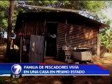 Familia de pescadores tiene una vivienda digna gracias al aporte de los costarricenses