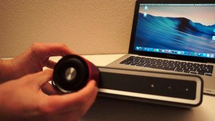 Test de la mini enceinte Bluetooth MS425 à petit prix de chez August