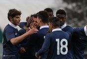 France-Allemagne U18 : 2-0, les buts