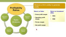 Profitability Ratios, CFA L1 (Financial Statements)