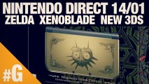 Zelda, Xenoblade, New 3DS, Fire Emblem   résumé du Nintendo Direct.mp4