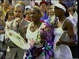 2002 Wimbledon - Serena/Venus Williams final interviews
