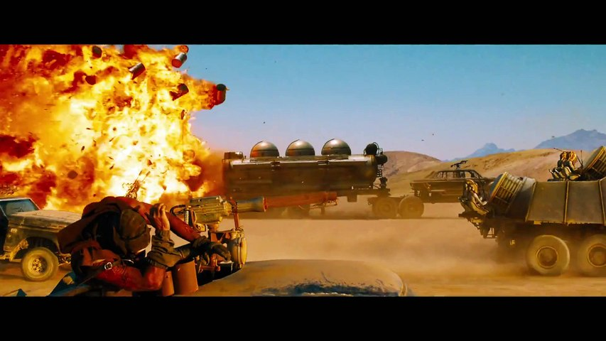 Mad Max Fury Road - Official Trailer is just Fantastic!