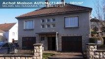 A vendre - Maison - AUTUN (71400) - 101m²