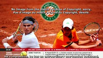 Rafael Nadal vs Dominic Thiem analysis + Arnaud Boetsch talks Rafa - Roland Garros 2014 HD