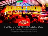 CMC Bar and Grill - Double Suds Car Wash - Pundaquit's Most Popular Gathering Establishment!