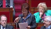 Geneviève Levy - Projet de loi santé