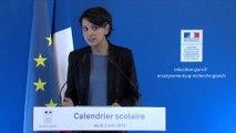[ARCHIVE] Calendrier scolaire : conférence de presse de Najat Vallaud-Belkacem