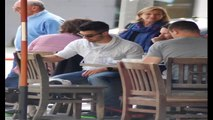 Joe Jonas Grabs Some Lunch With His Pup Full HD Video