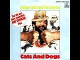 Ranger Rick - Cats and dogs (cane e gatto) - dal film Cane e gatto (Cats & Dogs) di Bruno Corbucci
