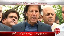 Chairman PTI Imran Khan Media Talk 2nd April 2015 - I Invite Altaf Hussain To Pa