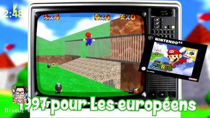 Super Mario 64 - 4ème plus grand jeu de tous les temps