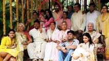 PICS | Aishwarya, Aaradhya, Abhishek Attend Family Wedding - Watch Now