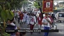 Self-flagellation in Philippines