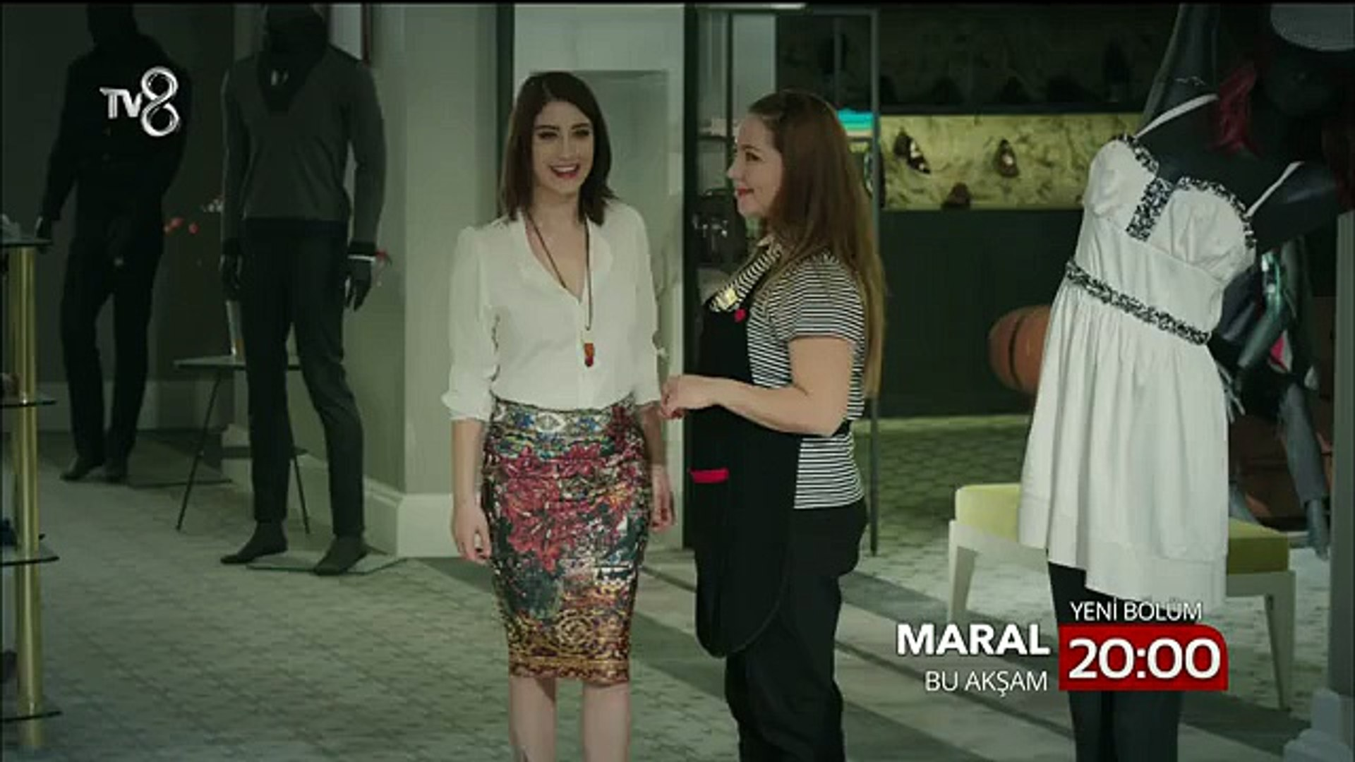 Maral En Guzel Hikayem 5 Bolum 3 Tanitimi Videolar Tv8 Dailymotion Video
