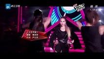 蔡依林 - 大藝術家 @ 中國好聲音 Jolin Tsai - The Great Artist @ The Voice China (Clean Version)