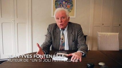 """90 secondes avec Jean-Yves fontenaille, auteur de """"Un si joli petit village"""""""