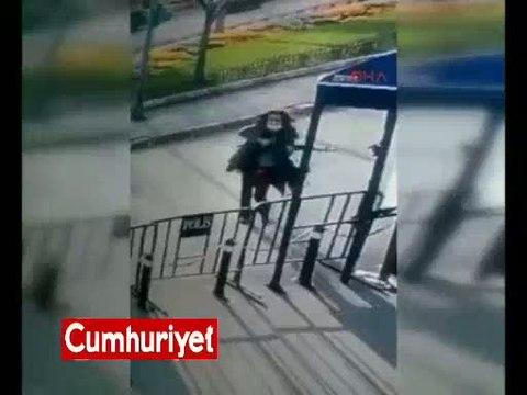 Saldırgan Kalsen'in saldırı anının net görüntüsü ortaya çıktı