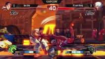 USFIV  Alex Valle vs EG Justin Wong - Capcom Pro Tour E3 Invitational