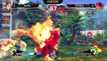 USFIV  Alex Valle vs EG PR Balrog - Capcom Pro Tour E3 Invitational