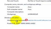 How to activate windows 8.1(make windows genuine)