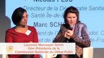 Stratégie Nationale de Santé - Paris - 12 février 2014