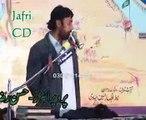 Zakir Taqi Abbas Qiamat majlis jalsa 2015 Nasir notak