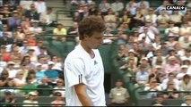 Rafael Nadal vs Ernests Gulbis - 2008 Wimbledon R2 - Highlights