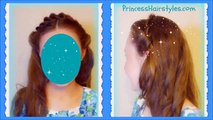 Disney's Cinderella Ball Hairstyle 2015 usama188 beauty188.weebly.com.mp4