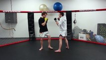 Basics of Counter Attacking In Martial Arts   Taekwondo for MMA & Kickboxing