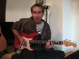 American Idiot - Greenday (Songs Guitar Lesson ST-307) How to play
