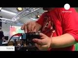 euronews futuris - Цифровое кино и объёмное телевидение будущего