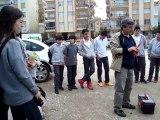 İzmir Rota Koleji Model Roketçiliğe Giriş Eğitimi