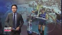 V-league champions set for Korea-Japan match