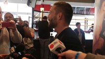 Chad Mendes, Ricardo Lamas on McGregor's 'World Tour' antics