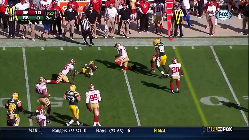 NFL 2012-13 W01 San Francisco 49ers vs Green Bay Packers CG