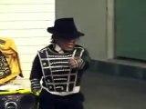 Funny Little Michael Jackson - Mini Me Michael Jackson Dancing