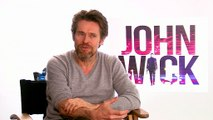 John Wick - Interview With Willem Dafoe