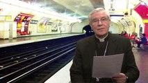 Mgr Di Falco réagit après la censure de l'affiche des Prêtres par la RATP