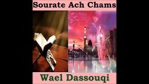 Sourate Ach Chams -  Wael Dassouqi