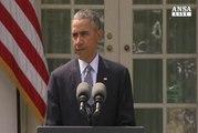 Nucleare, storico accordo con Iran. Obama: impedita la bomba