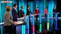 The Leaders Debate 7 leaders debate