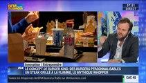 La marque Burger King a réussi son retour en France: Jocelyn Olive – 03/04