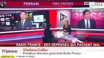 """TextO' : Radio France : Philippe Martinez (CGT) : """"C'est de la responsabilité de l'État"""""""