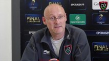 Avant match Toulon- London Wasps - ERCC