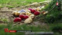Pâques : 15 000 œufs cachés dans le jardin d'Acclimatation de Paris