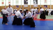 Aikido -- A combat sport that wants to avoid hurting the attacker (2)